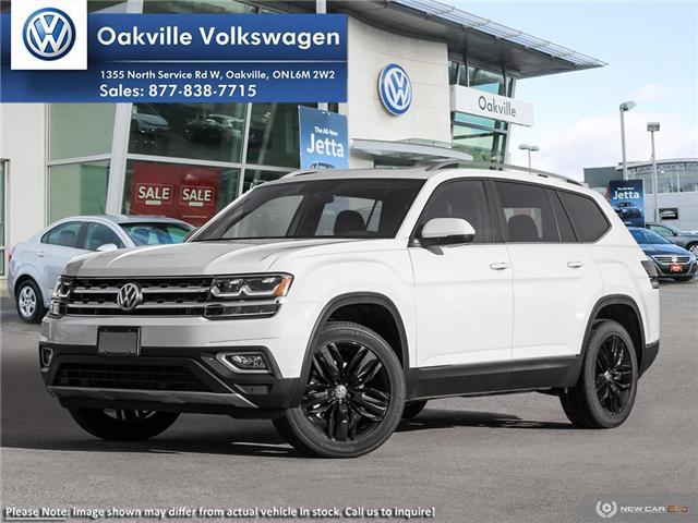 2019 Volkswagen Atlas 3.6 FSI Highline (Stk: 21407) in Oakville - Image 1 of 23