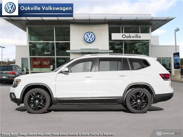 2019 Volkswagen Atlas 3.6 FSI Highline (Stk: 21407) in Oakville - Image 3 of 23