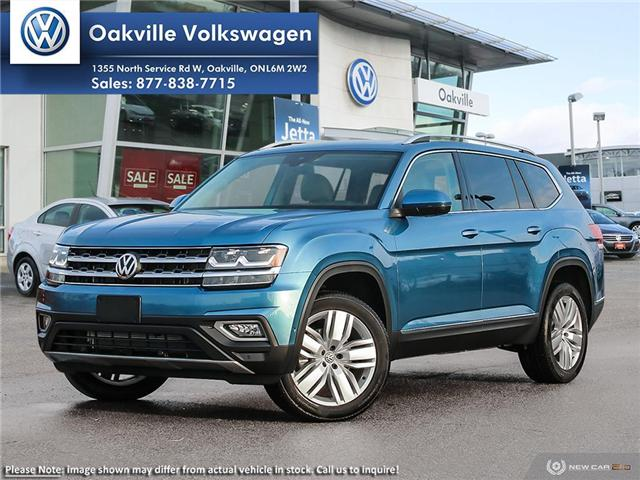 2019 Volkswagen Atlas 3.6 FSI Execline (Stk: 21408) in Oakville - Image 1 of 10