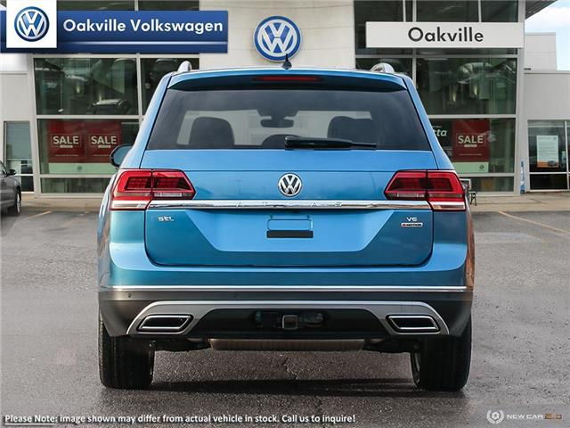 2019 Volkswagen Atlas 3.6 FSI Execline (Stk: 21408) in Oakville - Image 5 of 10
