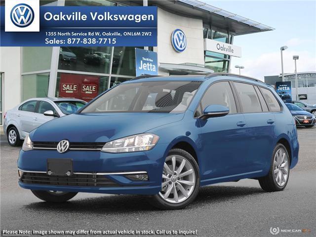 2018 Volkswagen Golf SportWagen 1.8 TSI Comfortline (Stk: 20268) in Oakville - Image 1 of 23