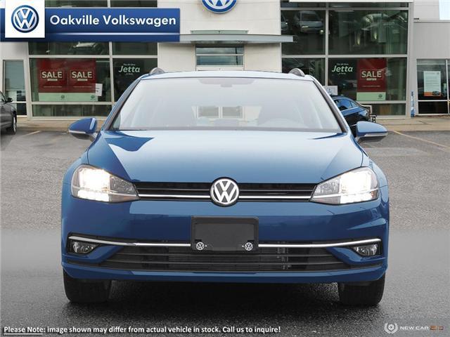 2018 Volkswagen Golf SportWagen 1.8 TSI Comfortline (Stk: 20268) in Oakville - Image 2 of 23
