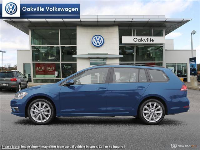2018 Volkswagen Golf SportWagen 1.8 TSI Comfortline (Stk: 20268) in Oakville - Image 3 of 23