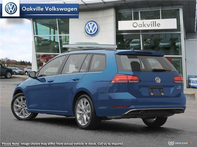2018 Volkswagen Golf SportWagen 1.8 TSI Comfortline (Stk: 20268) in Oakville - Image 4 of 23