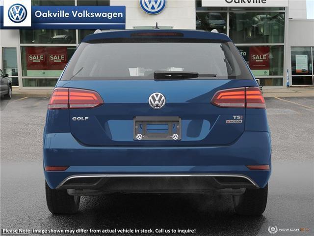 2018 Volkswagen Golf SportWagen 1.8 TSI Comfortline (Stk: 20268) in Oakville - Image 5 of 23