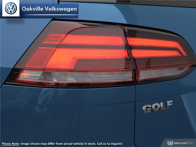 2018 Volkswagen Golf SportWagen 1.8 TSI Comfortline (Stk: 20268) in Oakville - Image 11 of 23