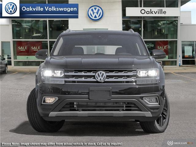 2019 Volkswagen Atlas 3.6 FSI Execline (Stk: 21260) in Oakville - Image 2 of 10