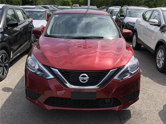 2019 Nissan Sentra 1.8 SV (Stk: RY191048) in Richmond Hill - Image 1 of 5