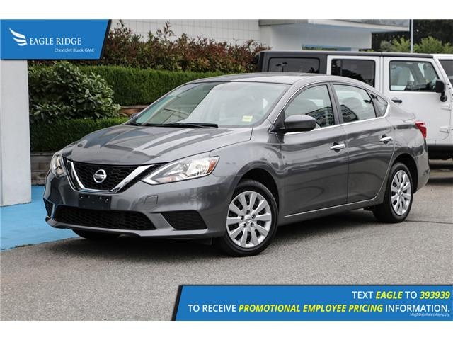 2016 Nissan Sentra 1.8 S (Stk: 169534) in Coquitlam - Image 1 of 14