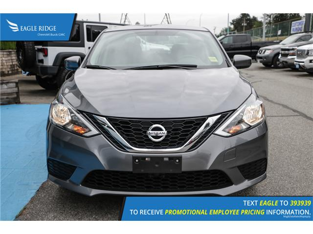 2016 Nissan Sentra 1.8 S (Stk: 169534) in Coquitlam - Image 2 of 14