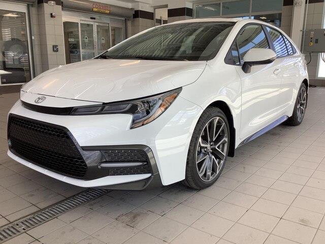 2020 Toyota Corolla SE (Stk: 21557) in Kingston - Image 1 of 24