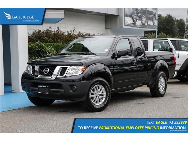 2015 Nissan Frontier S (Stk: 152513) in Coquitlam - Image 1 of 12