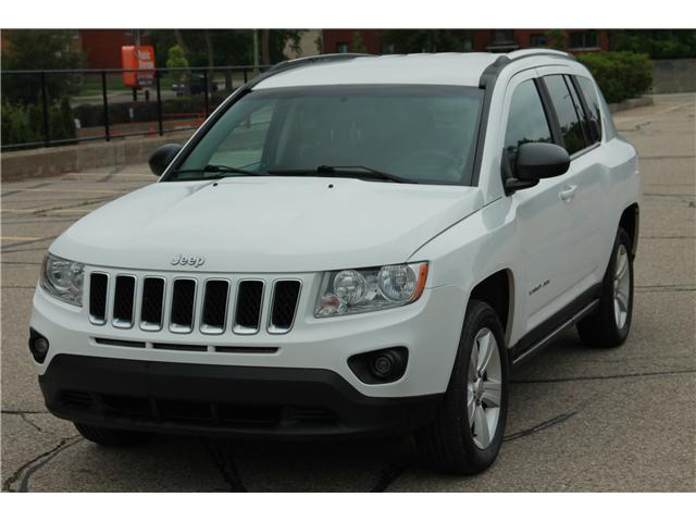2013 Jeep Compass Sport/North (Stk: 1905228) in Waterloo - Image 1 of 24