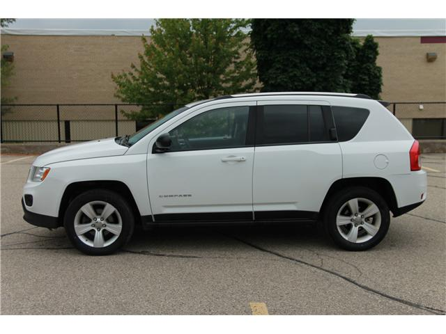 2013 Jeep Compass Sport/North (Stk: 1905228) in Waterloo - Image 2 of 24