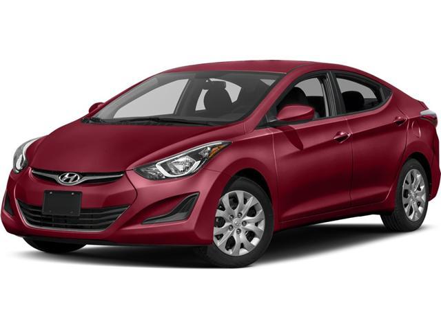 2015 Hyundai Elantra GL (Stk: 1504) in Orangeville - Image 1 of 1