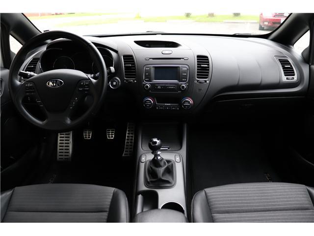 2016 Kia Forte 1.6L SX (Stk: ) in Cobourg - Image 13 of 22