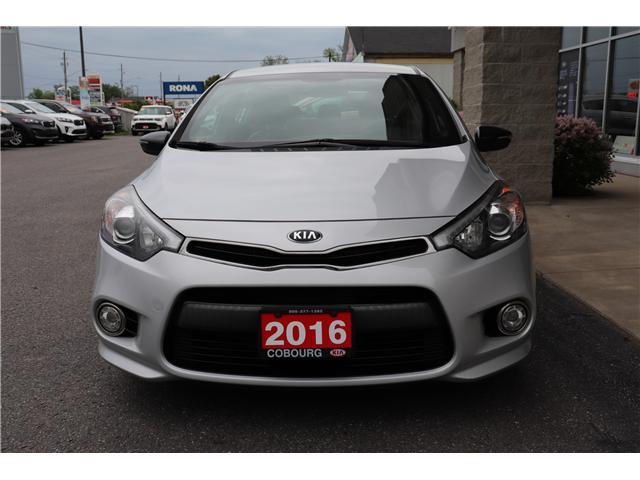 2016 Kia Forte 1.6L SX (Stk: ) in Cobourg - Image 2 of 22