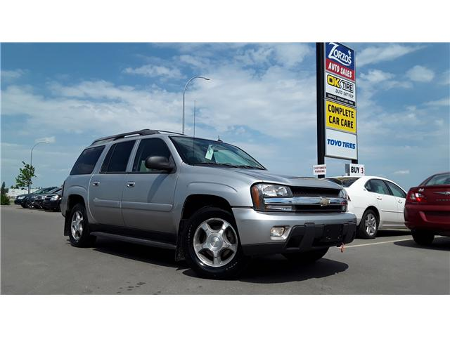2005 Chevrolet TrailBlazer EXT LT (Stk: P448-1) in Brandon - Image 1 of 11