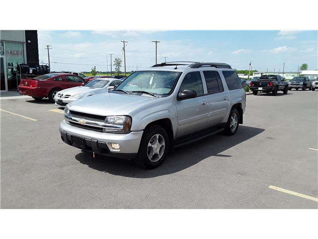 2005 Chevrolet TrailBlazer EXT LT (Stk: P448-1) in Brandon - Image 2 of 11