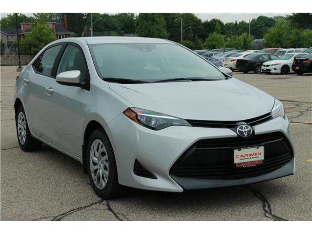 2017 Toyota Corolla LE (Stk: 1902043) in Waterloo - Image 7 of 27