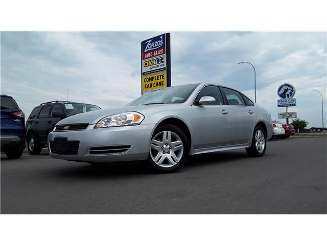 2011 Chevrolet Impala LT (Stk: P438) in Brandon - Image 1 of 12