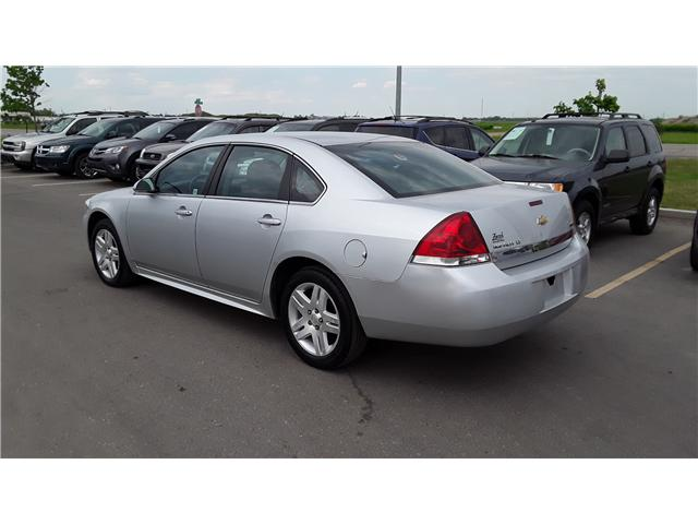 2011 Chevrolet Impala LT (Stk: P438) in Brandon - Image 2 of 12