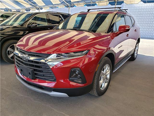 2019 Chevrolet Blazer 3.6 (Stk: 625295) in BRAMPTON - Image 1 of 6