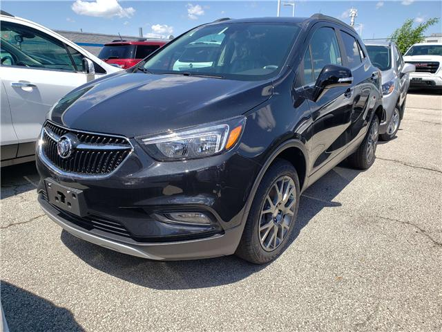 2019 Buick Encore Sport Touring (Stk: 868131) in BRAMPTON - Image 1 of 5
