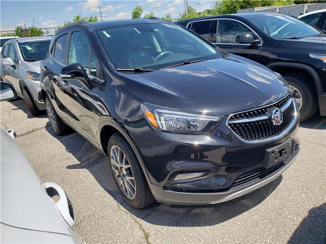 2019 Buick Encore Sport Touring (Stk: 868131) in BRAMPTON - Image 4 of 5