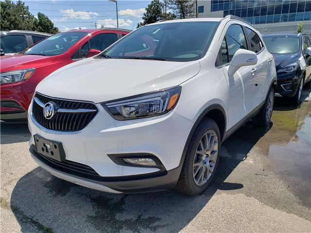 2019 Buick Encore Sport Touring (Stk: 890727) in BRAMPTON - Image 1 of 5