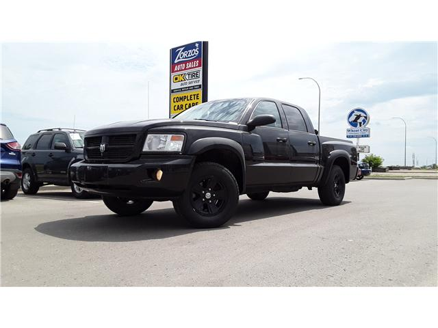 2008 Dodge Dakota SXT (Stk: P415) in Brandon - Image 1 of 18