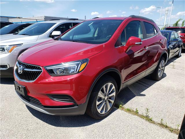 2019 Buick Encore Preferred (Stk: 886034) in BRAMPTON - Image 1 of 6