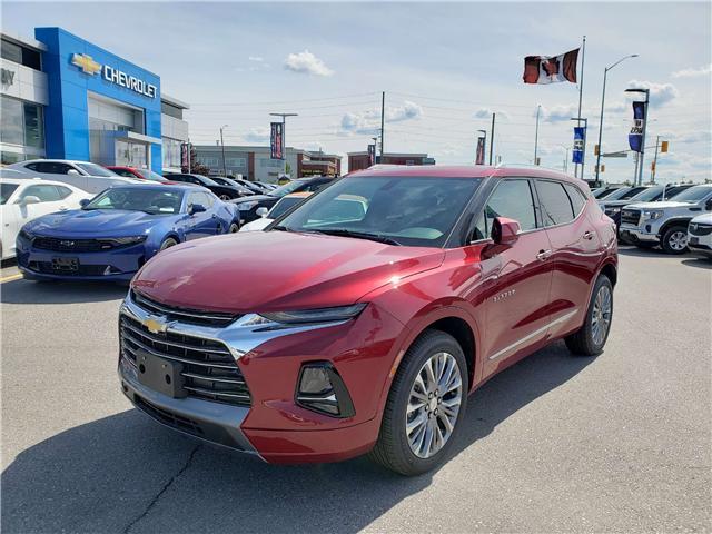 2019 Chevrolet Blazer Premier (Stk: 633218) in BRAMPTON - Image 1 of 15