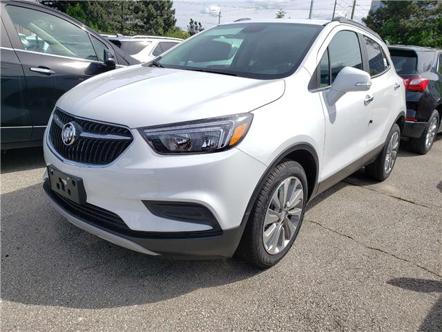 2019 Buick Encore Preferred (Stk: 865077) in BRAMPTON - Image 1 of 6
