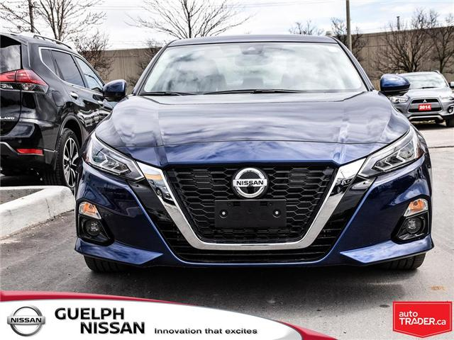 2019 Nissan Altima 2.5 Platinum (Stk: N19955) in Guelph - Image 2 of 24