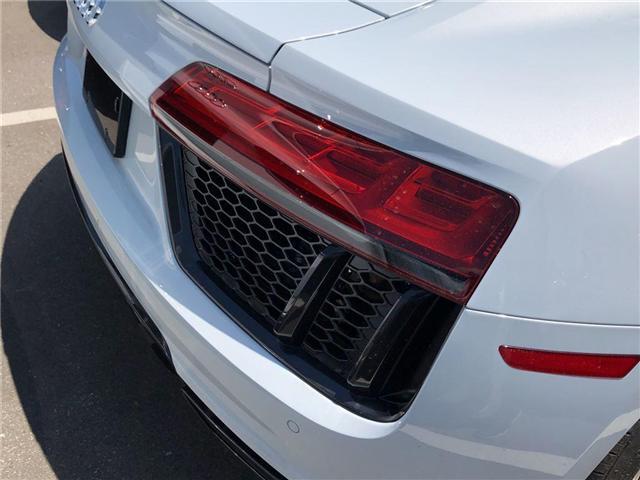 2018 Audi R8 5.2 V10 (Stk: 49631) in Oakville - Image 4 of 5