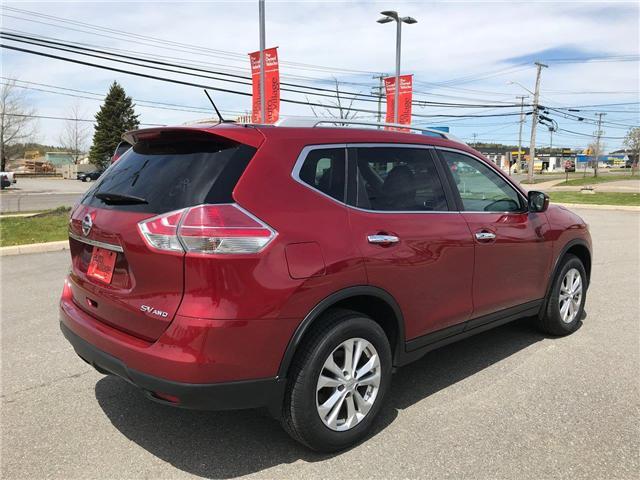 2016 Nissan Rogue SV (Stk: P777574) in Saint John - Image 6 of 26