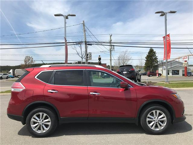 2016 Nissan Rogue SV (Stk: P777574) in Saint John - Image 7 of 26