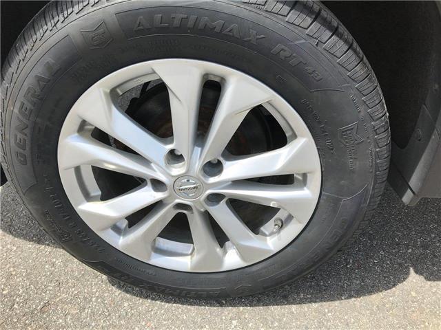 2016 Nissan Rogue SV (Stk: P777574) in Saint John - Image 10 of 26
