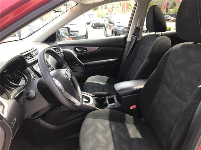 2016 Nissan Rogue SV (Stk: P777574) in Saint John - Image 13 of 26