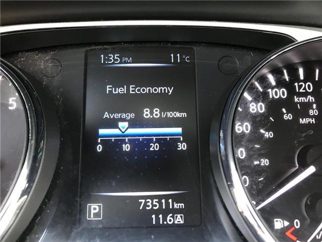 2016 Nissan Rogue SV (Stk: P777574) in Saint John - Image 16 of 26