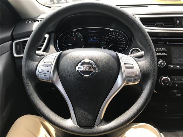 2016 Nissan Rogue SV (Stk: P777574) in Saint John - Image 17 of 26