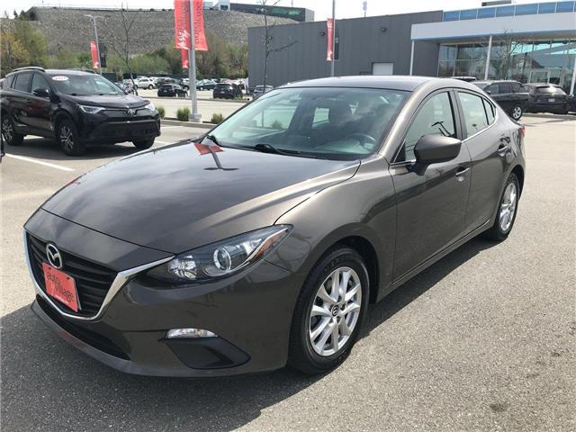 2015 Mazda Mazda3 GS (Stk: P221723) in Saint John - Image 1 of 31