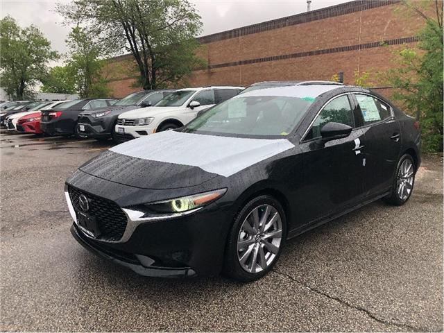 2019 Mazda Mazda3 GT (Stk: 19-394) in Woodbridge - Image 1 of 15