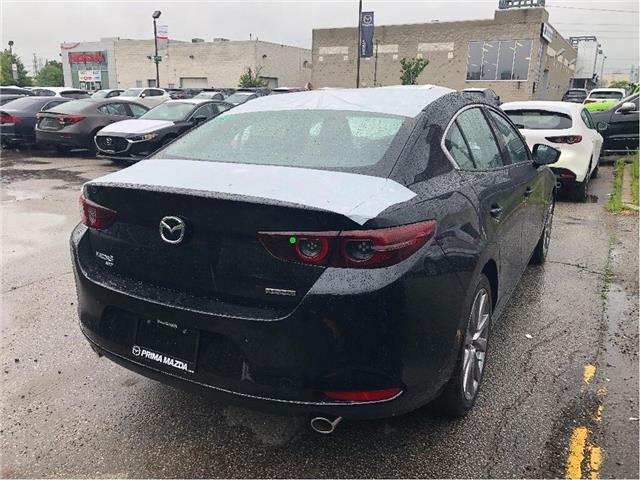 2019 Mazda Mazda3 GT (Stk: 19-394) in Woodbridge - Image 5 of 15