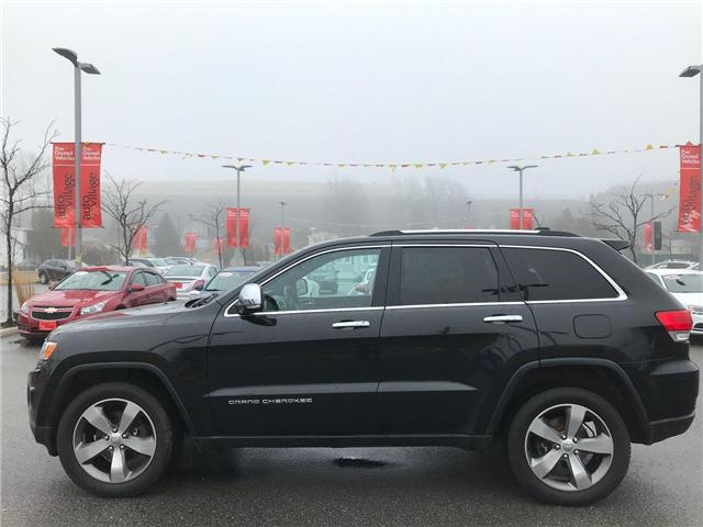 2015 Jeep Grand Cherokee Limited (Stk: P696255) in Saint John - Image 2 of 41