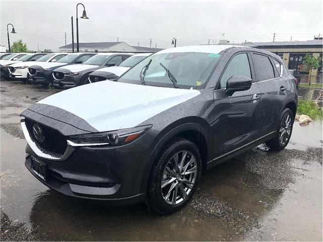 2019 Mazda CX-5 Signature (Stk: 19-396) in Woodbridge - Image 1 of 15