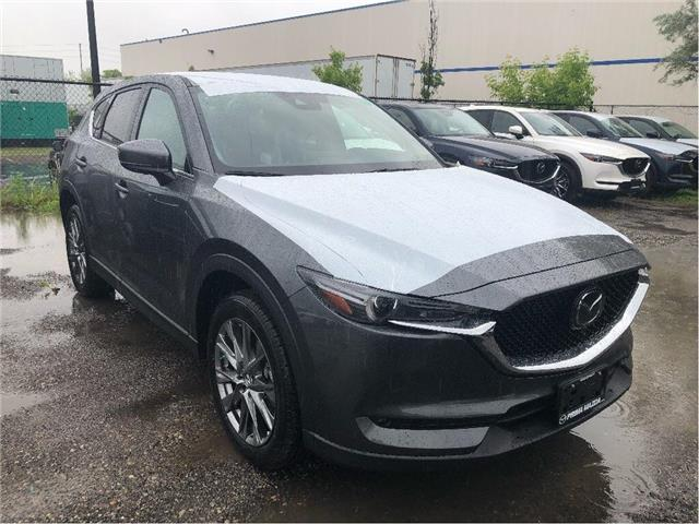 2019 Mazda CX-5 Signature (Stk: 19-396) in Woodbridge - Image 4 of 15
