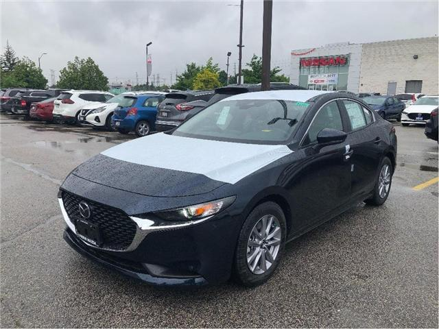 2019 Mazda Mazda3 GS (Stk: 19-400) in Woodbridge - Image 1 of 15