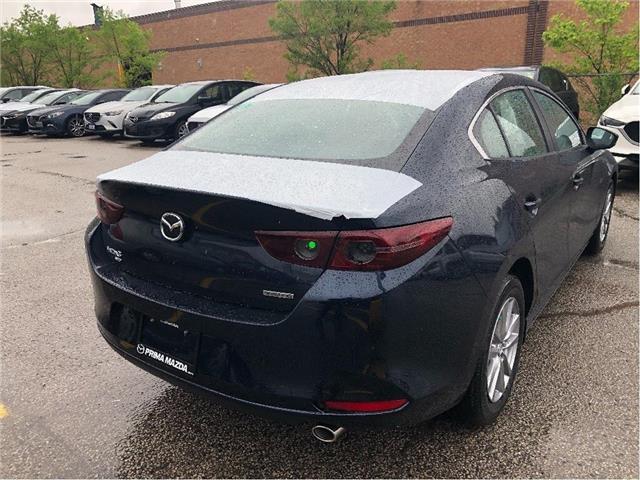 2019 Mazda Mazda3 GS (Stk: 19-400) in Woodbridge - Image 5 of 15